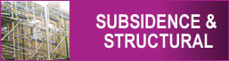 Subsidence and structural